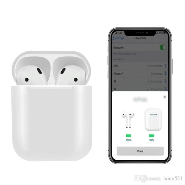 2019 new air plus wireless bluetooth earbuds