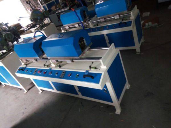 5. Corrugation forming machine