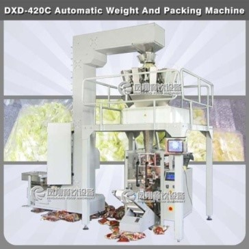 FL 420 Automatic Weight and Packing Machine