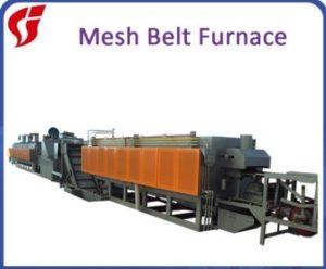Mesh Belt furnace RCM 200 9