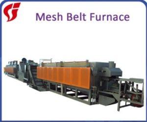 Mesh Belt furnace RCM 45 9