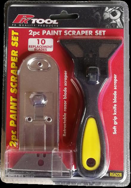 Paint Scraper Set