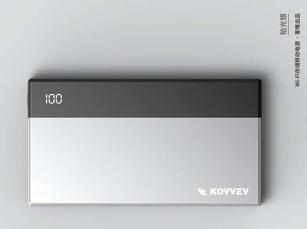 Wireless Pendrive power bank FW A80 1