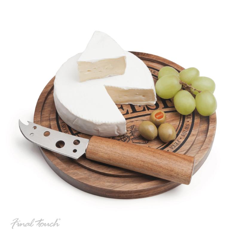 Board Cheese Set