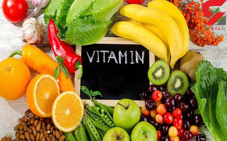 ویتامین های کاهنده اضطراب