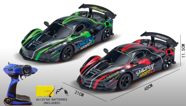 RC car 01