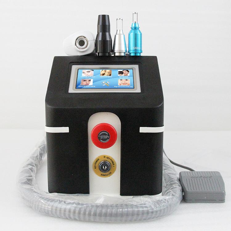 لیزر یاگ یا یگ هم یکی دیگر از انواع ماشین های لیزر هست که جهت درمان برخی لکه های پوست و زیباسازی و ترمیم پوست به کار برده می شود.