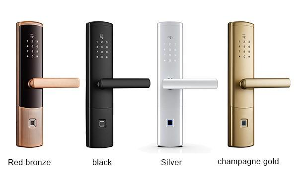 smart door lock 05