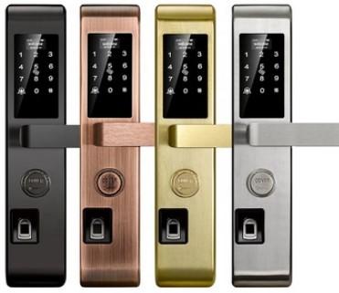 smart door lock 06