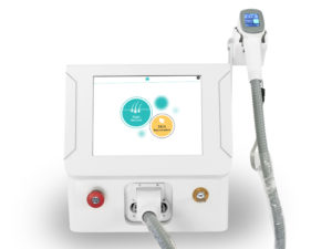 Diode laser portable with handle LCD control system 3