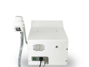 Diode laser portable with handle LCD control system 4