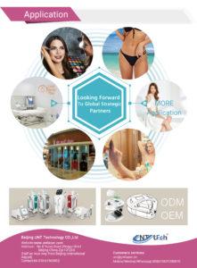 home use handle depilator catalogue 2