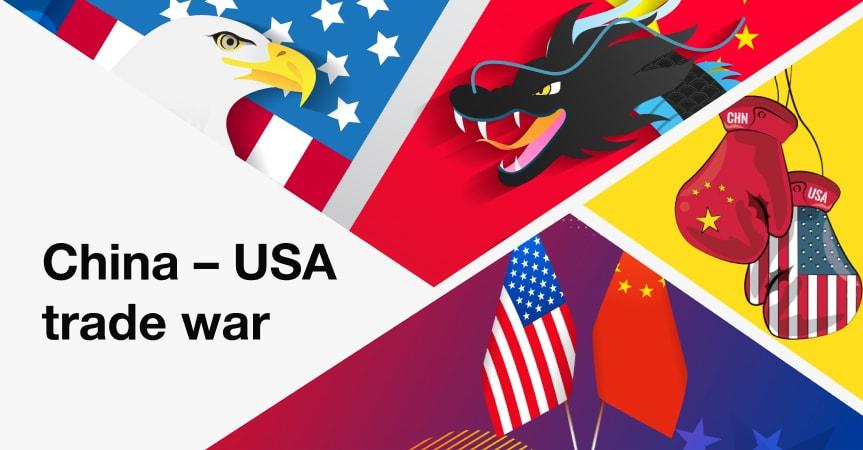 """در پی گسترش روزافزون جنگ تجاری بین آمریکا و چین، برخی از منابع خبری از احتمال اعمال ممنوعیت بر روی فعالیت اپلیکیشن های پرداخت چینی نظیر """"علی پی"""" و """"ویچت پی"""" خبر دادهاند."""