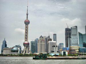 باند در شانگهای ( The Bund, Shanghai ):